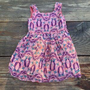 Genuine Kids sleeveless dress